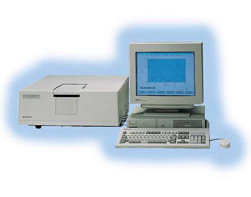 Shimadzu 2501 UV-VIS